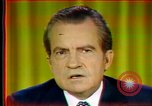 Image of Nixon's goal Washington DC USA, 1973, second 6 stock footage video 65675056956