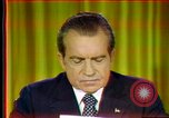 Image of Nixon's presidency's calendar Washington DC USA, 1973, second 1 stock footage video 65675056957
