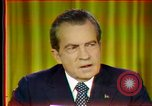 Image of Nixon's presidency's calendar Washington DC USA, 1973, second 4 stock footage video 65675056957