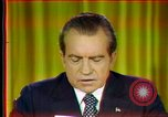 Image of Nixon's presidency's calendar Washington DC USA, 1973, second 9 stock footage video 65675056957