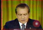 Image of Nixon's presidency's calendar Washington DC USA, 1973, second 11 stock footage video 65675056957
