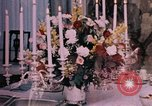 Image of Tricia Nixon pre-wedding events Washington DC USA, 1971, second 2 stock footage video 65675056986