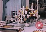 Image of Tricia Nixon pre-wedding events Washington DC USA, 1971, second 6 stock footage video 65675056986