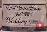 Image of Tricia's wedding day Washington DC USA, 1971, second 2 stock footage video 65675056987