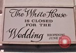 Image of Tricia's wedding day Washington DC USA, 1971, second 4 stock footage video 65675056987