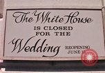 Image of Tricia's wedding day Washington DC USA, 1971, second 5 stock footage video 65675056987