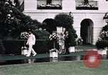 Image of Tricia's wedding day Washington DC, 1971, second 4 stock footage video 65675056988