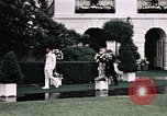 Image of Tricia's wedding day Washington DC, 1971, second 5 stock footage video 65675056988