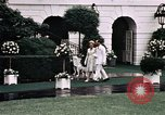 Image of Tricia's wedding day Washington DC, 1971, second 14 stock footage video 65675056988
