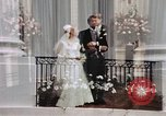 Image of Tricia's wedding party Washington DC USA, 1971, second 1 stock footage video 65675056990