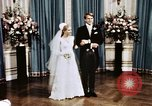 Image of Tricia's wedding party Washington DC USA, 1971, second 5 stock footage video 65675056990
