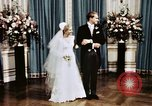 Image of Tricia's wedding party Washington DC USA, 1971, second 10 stock footage video 65675056990