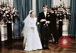 Image of Tricia's wedding party Washington DC USA, 1971, second 12 stock footage video 65675056990