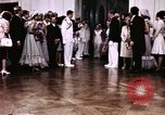 Image of Tricia's first dance of wedding Washington DC USA, 1971, second 1 stock footage video 65675056991
