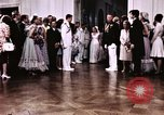 Image of Tricia's first dance of wedding Washington DC USA, 1971, second 2 stock footage video 65675056991