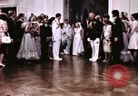 Image of Tricia's first dance of wedding Washington DC USA, 1971, second 3 stock footage video 65675056991
