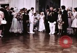 Image of Tricia's first dance of wedding Washington DC USA, 1971, second 4 stock footage video 65675056991