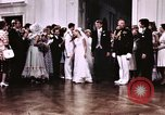 Image of Tricia's first dance of wedding Washington DC USA, 1971, second 7 stock footage video 65675056991