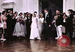 Image of Tricia's first dance of wedding Washington DC USA, 1971, second 8 stock footage video 65675056991