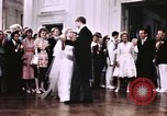 Image of Tricia's first dance of wedding Washington DC USA, 1971, second 12 stock footage video 65675056991