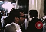 Image of Tricia's departure Washington DC USA, 1971, second 7 stock footage video 65675056993