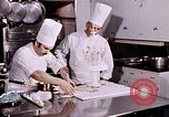 Image of Tricia's wedding cake preparation Washington DC USA, 1971, second 7 stock footage video 65675056994