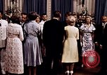 Image of Tricia's wedding ceremony Washington DC USA, 1971, second 7 stock footage video 65675056995