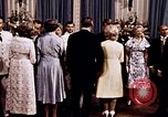 Image of Tricia's wedding ceremony Washington DC USA, 1971, second 8 stock footage video 65675056995