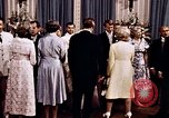 Image of Tricia's wedding ceremony Washington DC USA, 1971, second 9 stock footage video 65675056995