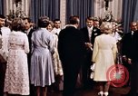 Image of Tricia's wedding ceremony Washington DC USA, 1971, second 10 stock footage video 65675056995
