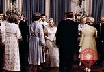 Image of Tricia's wedding ceremony Washington DC USA, 1971, second 12 stock footage video 65675056995