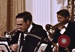 Image of orchestra at wedding Washington DC USA, 1971, second 10 stock footage video 65675056996