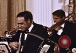 Image of orchestra at wedding Washington DC USA, 1971, second 12 stock footage video 65675056996