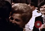 Image of wedding celebration Washington DC USA, 1971, second 7 stock footage video 65675057000