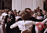 Image of wedding celebration Washington DC USA, 1971, second 10 stock footage video 65675057000