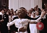 Image of wedding celebration Washington DC USA, 1971, second 11 stock footage video 65675057000