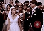Image of Tricia's first dance Washington DC USA, 1971, second 3 stock footage video 65675057002