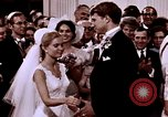 Image of Tricia's first dance Washington DC USA, 1971, second 4 stock footage video 65675057002