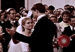 Image of Tricia's first dance Washington DC USA, 1971, second 5 stock footage video 65675057002