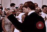 Image of Tricia's first dance Washington DC USA, 1971, second 7 stock footage video 65675057002