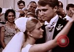 Image of Tricia's first dance Washington DC USA, 1971, second 8 stock footage video 65675057002