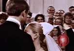 Image of Tricia's first dance Washington DC USA, 1971, second 10 stock footage video 65675057002