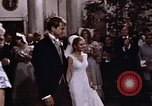 Image of Tricia's wedding cake Washington DC USA, 1971, second 2 stock footage video 65675057003