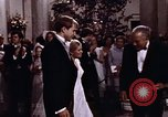 Image of Tricia's wedding cake Washington DC USA, 1971, second 3 stock footage video 65675057003