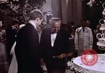 Image of Tricia's wedding cake Washington DC USA, 1971, second 4 stock footage video 65675057003