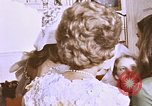 Image of Tricia's wedding celebration Washington DC USA, 1971, second 1 stock footage video 65675057004
