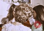 Image of Tricia's wedding celebration Washington DC USA, 1971, second 5 stock footage video 65675057004