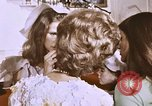 Image of Tricia's wedding celebration Washington DC USA, 1971, second 6 stock footage video 65675057004