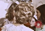 Image of Tricia's wedding celebration Washington DC USA, 1971, second 7 stock footage video 65675057004