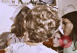 Image of Tricia's wedding celebration Washington DC USA, 1971, second 8 stock footage video 65675057004